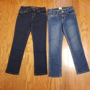 2 pairs of denim jeans. New without Tag
